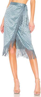 House Of Harlow X REVOLVE Aldo Midi Skirt