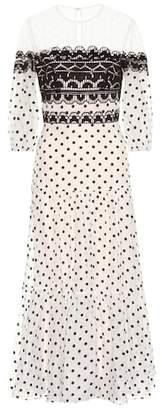 Temperley London Prix midi dress