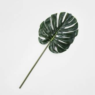 Threshold Faux Stem Split Leaf Philodendron