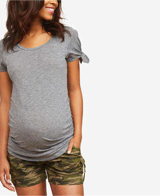 Motherhood Maternity Cargo Shorts