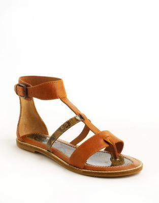Lucky Brand Blanca Leather Sandals