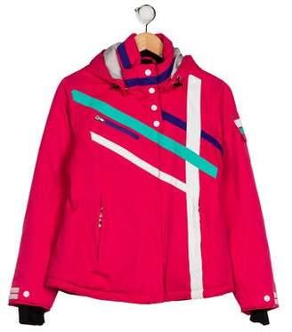 Obermeyer Girls' Hooded Jacket