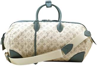 Louis Vuitton Speedy cloth 48h bag