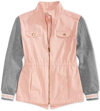 Epic Threads Big Girls Colorblocked Anorak Jacket