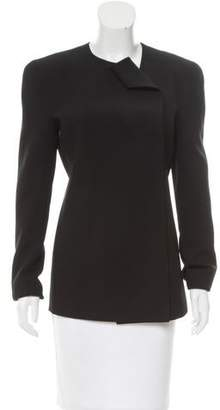 Narciso Rodriguez Long Sleeve Jacket