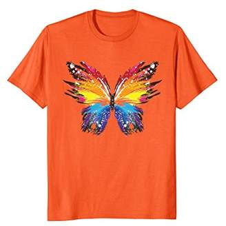 Butterflies T Shirt