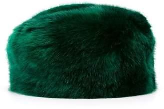 Hucklebones London faux fur hat