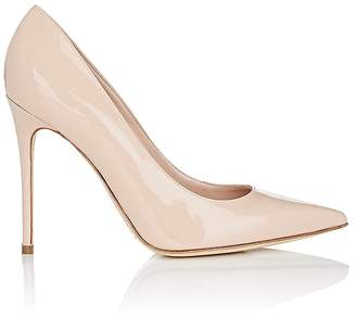 Barneys New York Women's Patent Leather Pumps $295 thestylecure.com