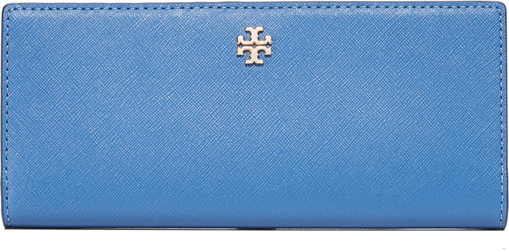 Tory Burch Tory Burch Robinson Slim Wallet