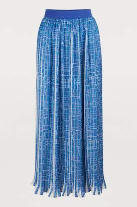 Maison Ullens Pleated skirt