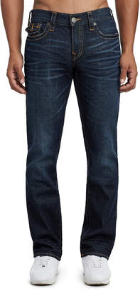 True Religion MENS RICKY STRAIGHT JEAN W/ FLAP