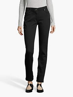 Betty Barclay Perfect Slim Jeans, Black Denim