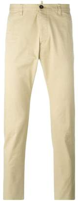 DSQUARED2 straight leg trousers