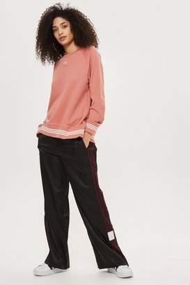 adidas Stripe Hem Sweatshirt by
