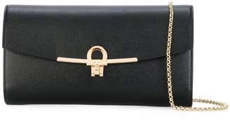 Salvatore Ferragamo Gancio clutch bag