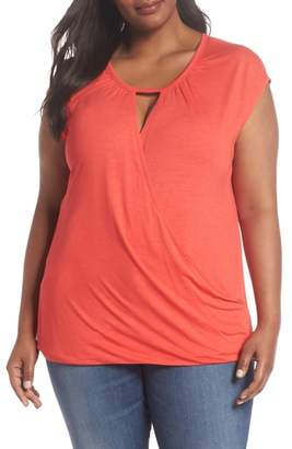 Sejour Twisted Front Top