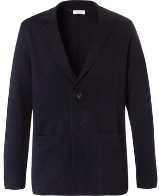 Sunspel Navy Milano Merino Wool Blazer - Men - Navy
