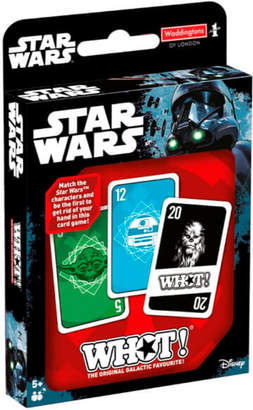 Star Wars Top Card Tuck Box Whot!