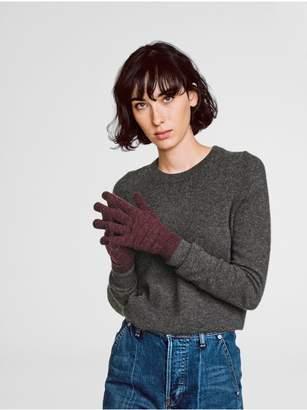 White + Warren Cashmere Glove