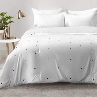 East Urban Home Tiny Dot Comforter Set
