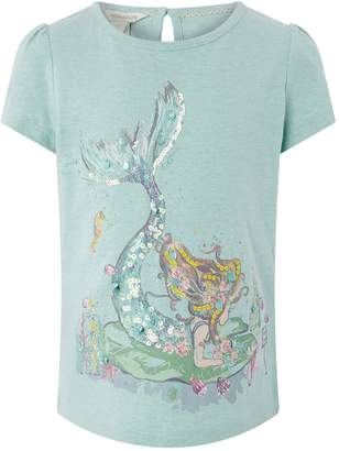 Monsoon Marla Mermaid Tee