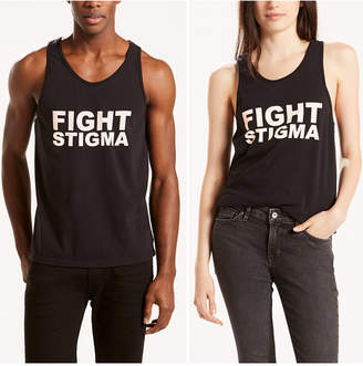 Levi's® Unisex Pride Collection Fight Stigma Print Tank $29.50 thestylecure.com