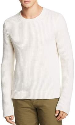Helmut Lang Waffle-Rib Stitch Crewneck Sweater