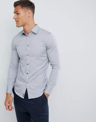 Sisley Shirt In Slim Fit