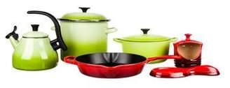 Le Creuset 6-Piece Cookware Set