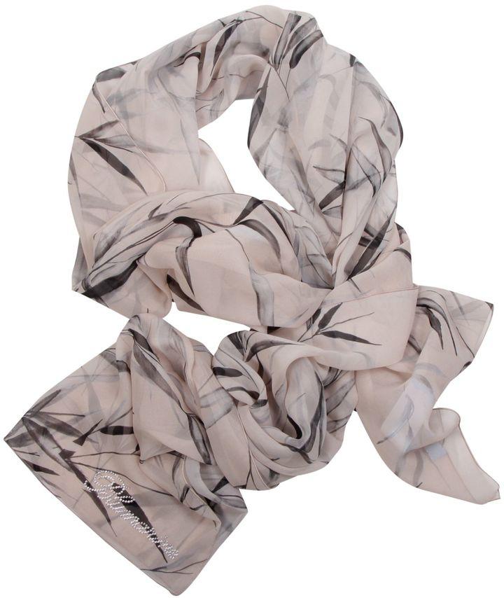 BlumarineBlumarine Silk Scarf