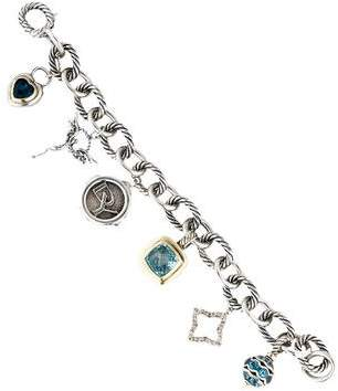 David Yurman 25th Anniversary Bracelet