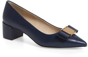 Cole Haan Tali Modern Waterproof Bow Pump