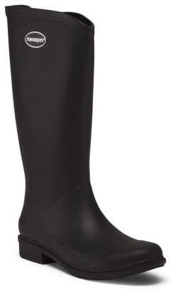 Galochas High Shaft Matte Rain Boots