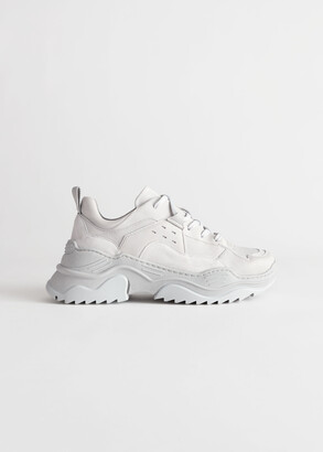 And other stories Technical Platform Sole Sneakers