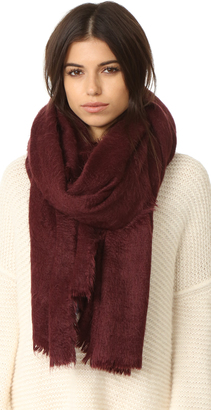 Free People Koda Brushed Scarf $48 thestylecure.com