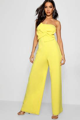 7a8906939ad9 boohoo Yellow Women s Pants - ShopStyle