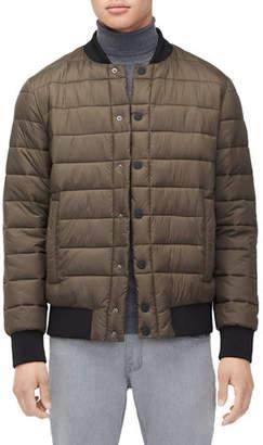 UGG Men's Gavin Puffer Bomber Jacket