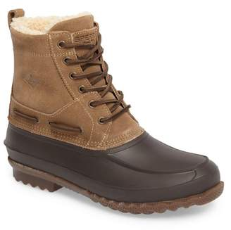 Sperry Decoy Genuine Shearling Lined Boot