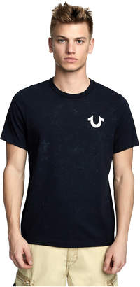 True Religion MENS WASHED TIGER TEE