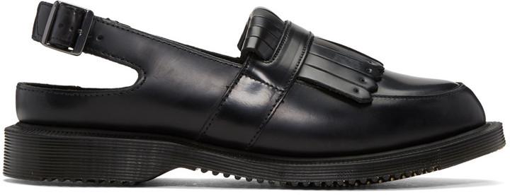 Dr. MartensDr. Martens Black Valentine Loafers