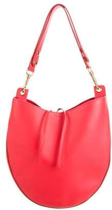 Celine Medium Leather Hobo