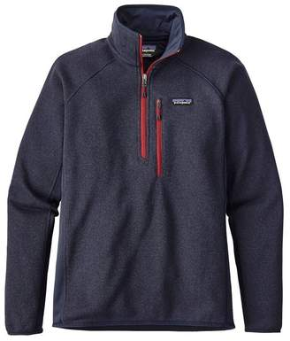 Patagonia Men's Performance Better Sweater® 1/4-Zip Fleece
