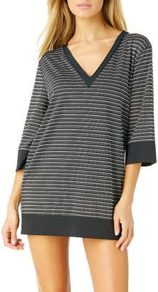 d802c2a132 Liz Claiborne Crochet Swimsuit Cover-Up Dress
