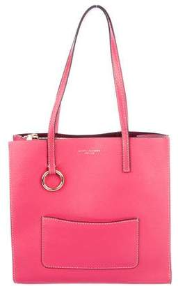 Marc Jacobs Grained Leather Tote w/ Tags