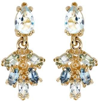 Ruta Reifen Marquise Burst Earrings