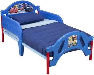 Disney Toddler Bed and Bedding Value Bundle