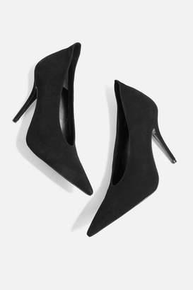 Topshop Gizzelle Court Shoes