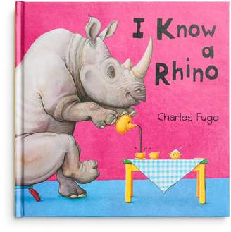 Kohls Cares Kohl's Cares I Know a Rhino Book