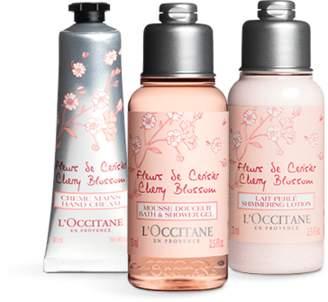 L'Occitane (ロクシタン) - チェリーブロッサム ファーストキット|ロクシタン公式通販