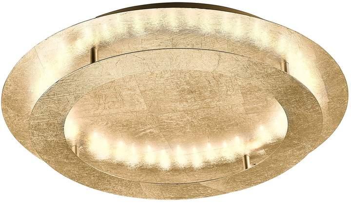 Paul Neuhaus EEK A+, LED-Deckenleuchte Nevis Leaf I